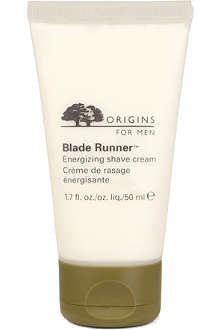 ORIGINS Blade Runner® energising shave cream 50ml