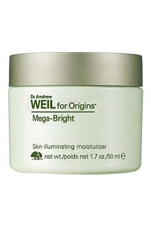 ORIGINS Mega-Bright skin illuminating moisturiser 50ml