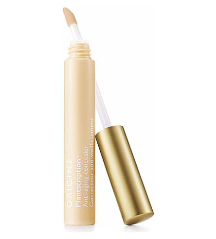 ORIGINS Plantscription anti-ageing concealer (Deep