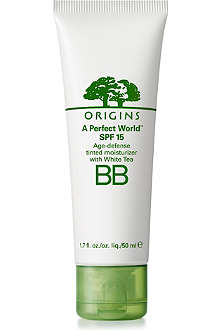 ORIGINS A Perfect World™ BB tinted moisturiser