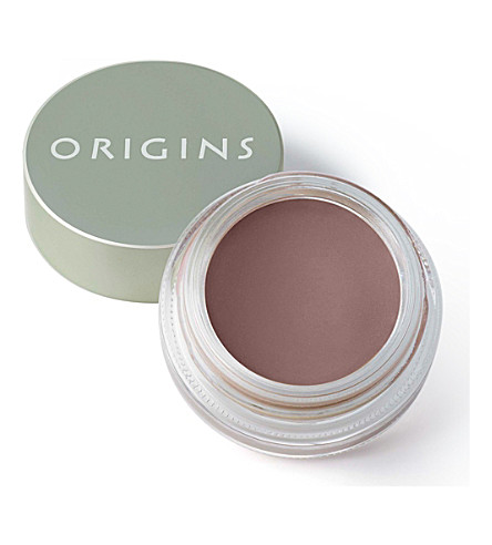 ORIGINS GinZing™ Brightening cream eye shadow (Bamboost