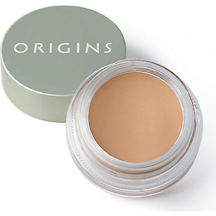 ORIGINS GinZing™ Brightening cream eye shadow (Gingerzing
