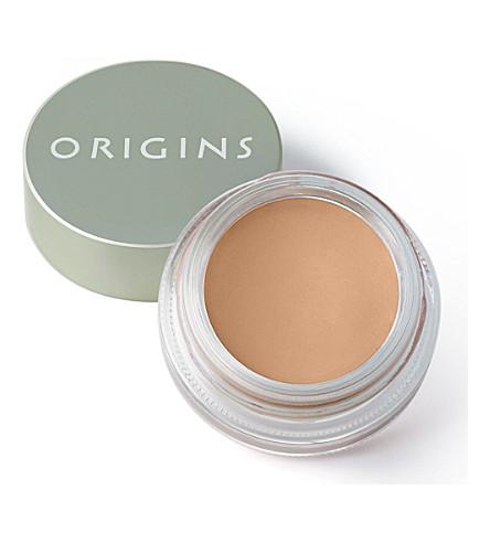 ORIGINS GinZing Brightening cream eye shadow (Gingerzing
