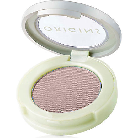 ORIGINS Peeper Pleaser™ powder eyeshadow (Cocoa powder