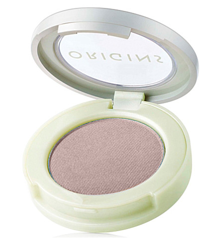 ORIGINS Peeper Pleaser™ powder eyeshadow (Cocoa+powder