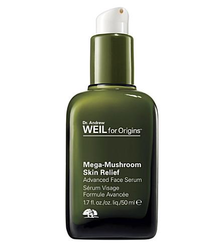 ORIGINS Mega-Mushroom Advanced Skin Relief Face Serum 100ml