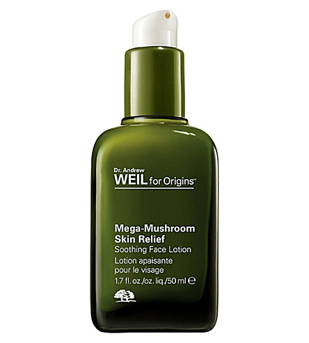 ORIGINS Dr. Andrew Weil for Origins™ Mega-Mushroom Skin Relief soothing face lotion 50ml