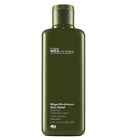 ORIGINS Dr. Andrew Weil for Origins Mega-Mushroom Skin Relief soothing treatment lotion 200ml