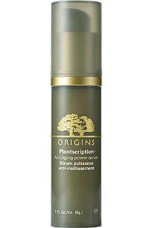 ORIGINS Plantscription™ anti-ageing power serum 50ml