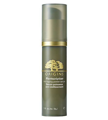 ORIGINS Plantscription anti-ageing power serum 50ml