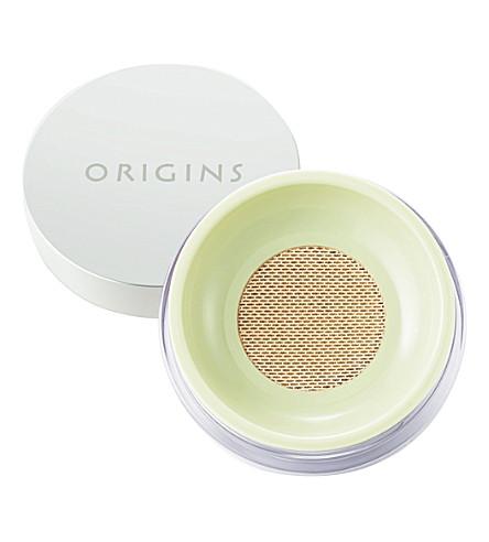 ORIGINS GinZing revitalising mineral makeup (Deep
