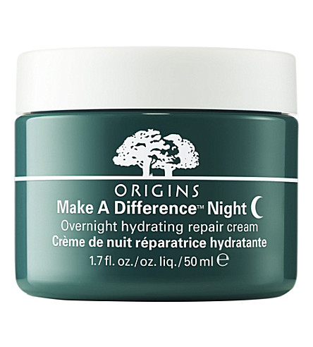 ORIGINS Make a difference night repairing cream 50ml