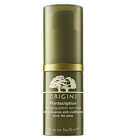 ORIGINS Plantscription power eye cream 15ml