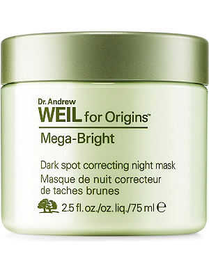 ORIGINS Dr. Andrew Weil for Origins™ Mega-Bright Dark spot correcting night mask 75ml