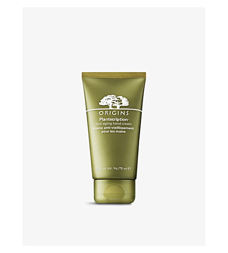 ORIGINS Plantscription anti-aging hand cream 70ml