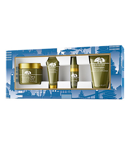 ORIGINS Plantscription Anti-Aging All Stars gift set