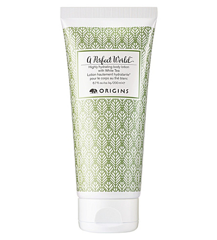 ORIGINS Highly hydrating body lotion 200ml