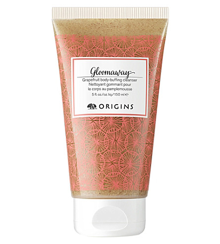 ORIGINS Gloomaway Grapefruit body-buffing cleanser 150ml