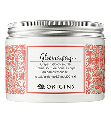 ORIGINS Gloomaway Grapefruit body soufflé 200ml