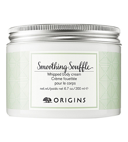 ORIGINS Smoothing Souffle body cream 200ml