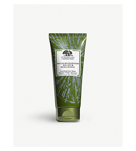ORIGINS Dr. Andrew Weil for Origins Relief & Resilience Soothing Face Mask 100ml