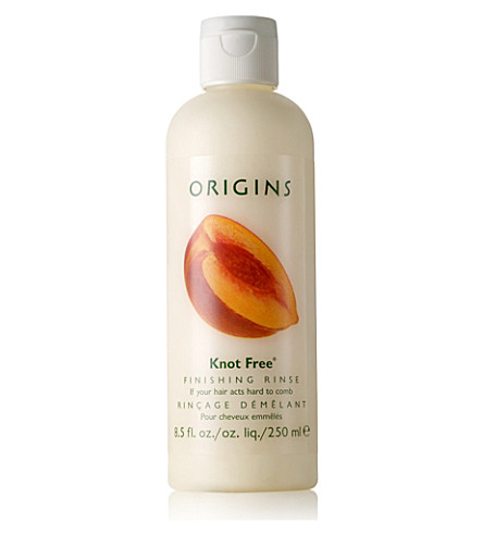 ORIGINS Knot Free® finishing rinse 250ml