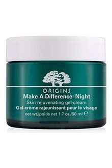 ORIGINS Make a Difference™ Night Gel Cream