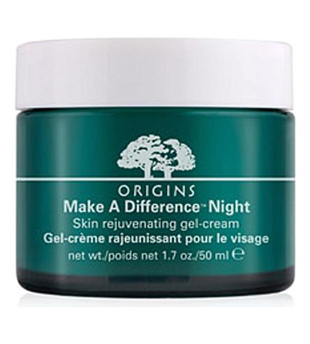 ORIGINS Make a Difference™ Night Gel Cream