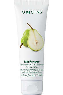 ORIGINS Rich Rewards™ Intensive Moisture Treatment for Scalp and Hair 125ml