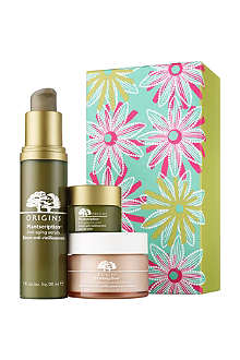 ORIGINS Great Starts anti-ageing set