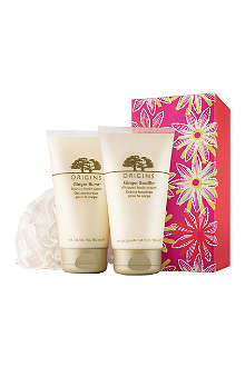 ORIGINS Ginger Lover limited edition set