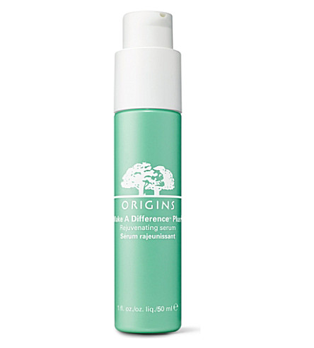 ORIGINS Make A Difference Plus+ rejuvenating serum 50ml
