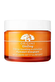 ORIGINS GinZing™ energy-boosting moisturiser 50ml