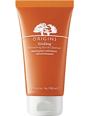 ORIGINS Ginzing™ refreshing scrub cleanser 150ml