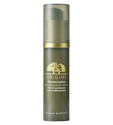 ORIGINS Plantscription™ anti-ageing power serum 30ml