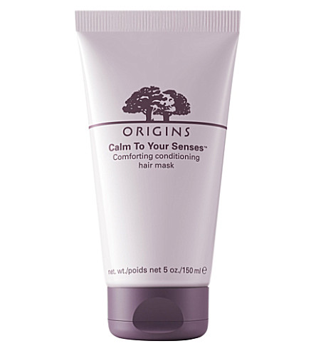 ORIGINS Calm To Your Senses™ hair mask 150ml