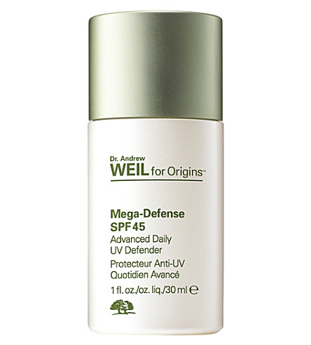 ORIGINS Mega-Defense Advanced Daily UV Defender SPF 45