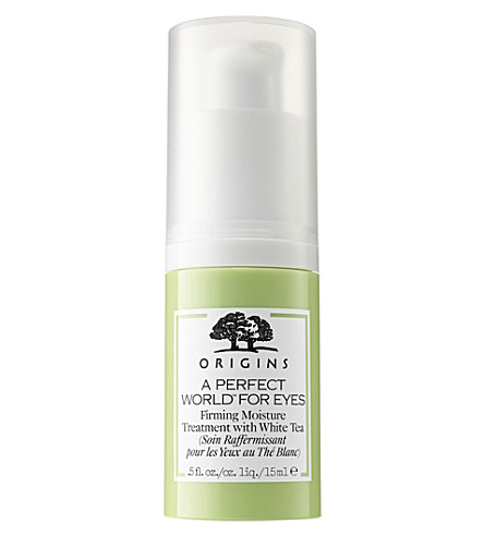 ORIGINS A Perfect World for eyes moisture treatment with White Tea 15ml