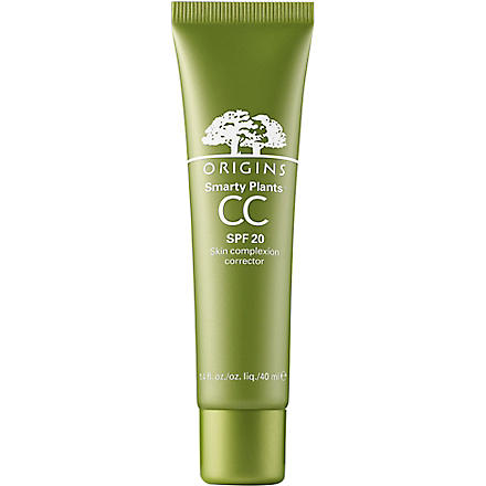 ORIGINS Smarty Plants™ CC cream SPF 20 40ml (Light to medium