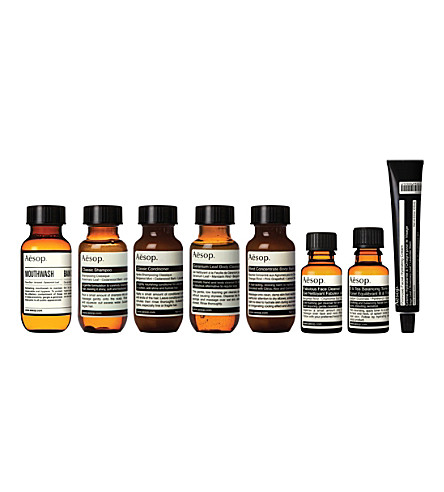 AESOP Boston collection