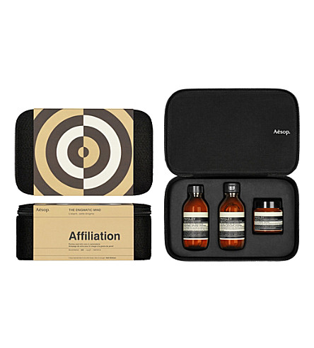 AESOP Affiliation facial gift set