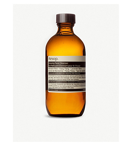 AESOP Amazing Face cleanser 200ml