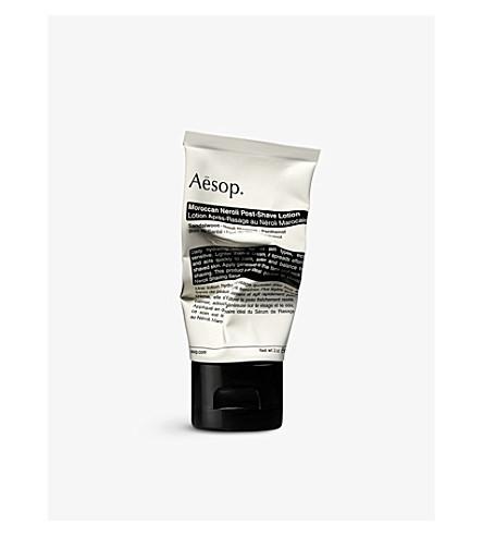 AESOP Moroccan Neroli post-shave lotion 60ml