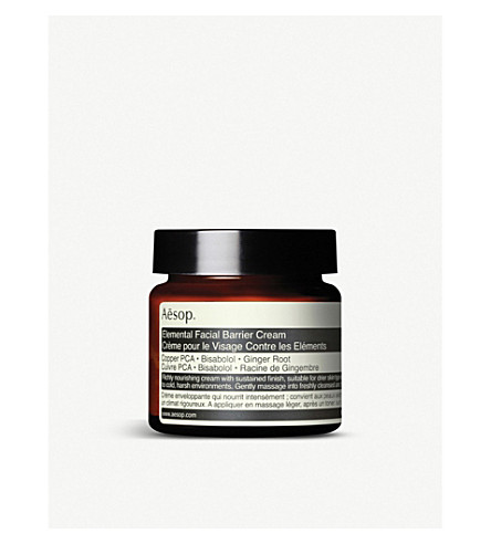 AESOP Aesop Elemental Facial Barrier cream 60ml