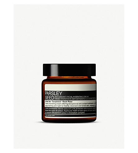 AESOP Parsley seed anti-oxidant facial cream 60ml