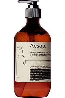 AESOP Petitgrain hydrating body gel 500ml