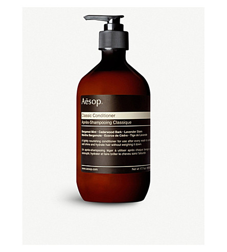 AESOP Classic conditioner 500ml