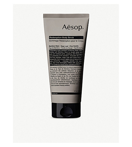 AESOP Redemption Body Scrub