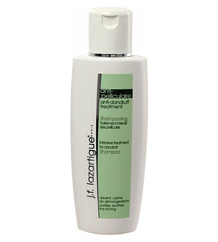 J F LAZARTIGUE Anti-dandruff shampoo 200ml