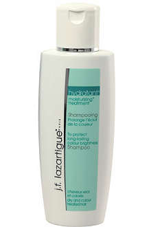 J F LAZARTIGUE Moisturising shampoo for dry and colour treated hair 200ml